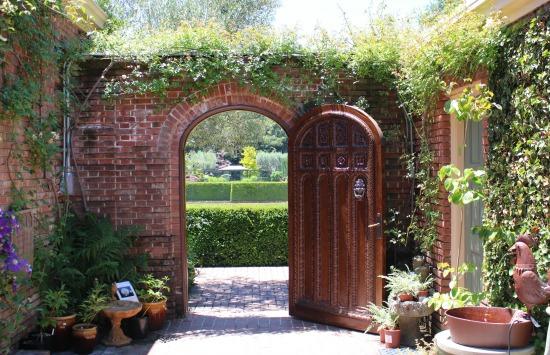 Spring Vegetable Garden California