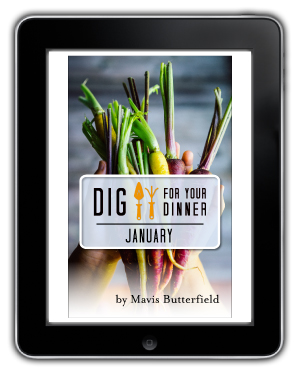 Dig For Your Dinner January eBook