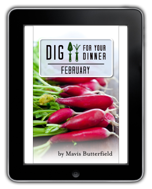 Dig For Your Dinner February eBook