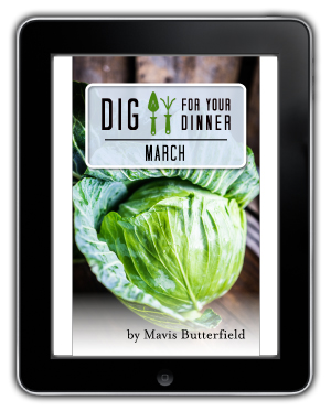 Dig for Your Dinner March eBook