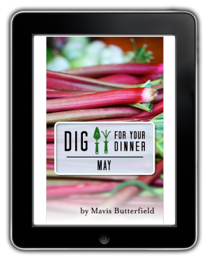 Dig For Your Dinner May eBook