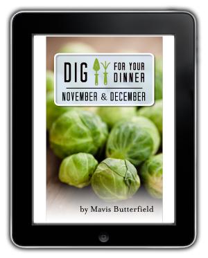 Dig For Your Dinner November/December eBook
