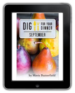 Dig For Your Dinner September eBook