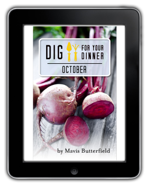 Dig For Your Dinner October eBook
